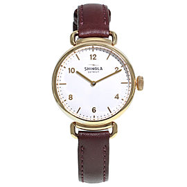 Shinola The Canfield 20018133 32mm Womens Watch