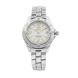 Breitling Colt A57350 34mm Womens Watch