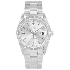 Rolex Date 15210 34.0mm Mens Watch