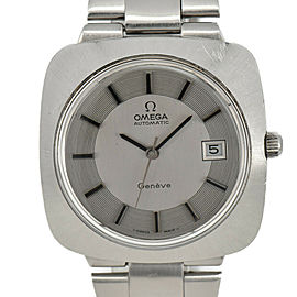 OMEGA Geneve Tool 107 Date Stainless Steel Automatic Men's Watch