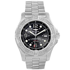 Breitling Aeromarine Superocean A17390 44mm Mens Watch
