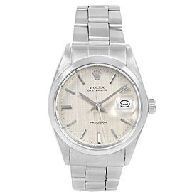 Rolex Oyster Date Precision 6694 35.0mm Mens Watch