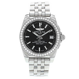 Breitling Galactic A7433053/BE08-376A 36mm Mens Watch