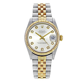 Rolex Datejust 78273 31mm Womens Watch