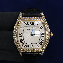 Cartier Tortue Paris 2996 34mm Unisex Watch