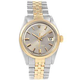 Rolex Datejust Vintage 1601 34mm Mens Watch