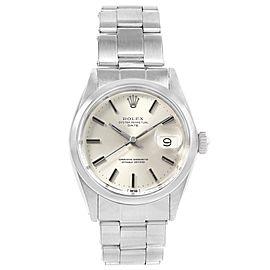 Rolex Date 1500 Vintage 35mm Mens Watch 1967