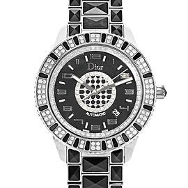 Christian Dior Christal CD115511M001 42mm Mens Watch