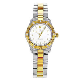 Tag Heuer Aquaracer WAF1451.BB0825 28mm Womens Watch