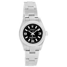 Rolex Oyster Perpetual Nondate 176200 24mm Womens Watch