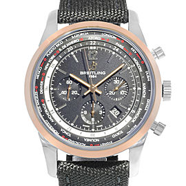 Breitling Transocean UB0510U4/BC26-100W 46mm Mens Watch