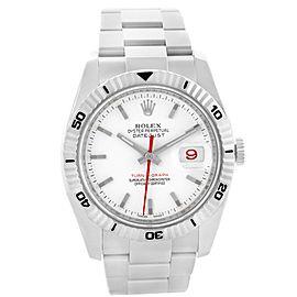 Rolex Datejust Turnograph 116264 36mm Mens Watch