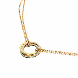 CARTIER Trinity 18k Yellow Gold 18K Pink Gold Bracelet
