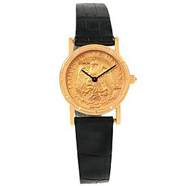 Corum 10 Pesos Vintage 27mm Womens Watch