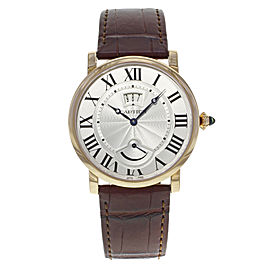 Cartier Rotonde W1556252 40mm Mens Watch