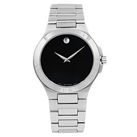 Movado Corporate Exclusive 0606163 39mm Mens Watch