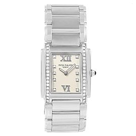 Patek Philippe Twenty-4 Diamond 4910/10A-010 25mm Womens Watch