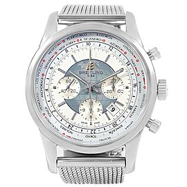 Breitling Transocean Chronograph AB0510 46mm Mens Watch