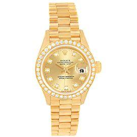 Rolex President Datejust 79138 26mm Womens Watch