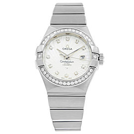 Omega Constellation 123.55.31.20.55.003 31mm Womens Watch