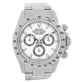 Rolex Cosmograph Daytona 116520 40mm Mens Watch