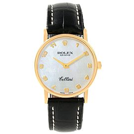 Rolex Cellini 5115 31.8mm Unisex Watch