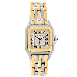 Cartier Panthere W25028B6 26.0mm Mens Watch
