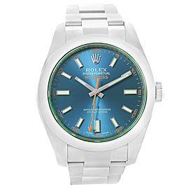Rolex Milgauss 116400GV 40.0mm Mens Watch