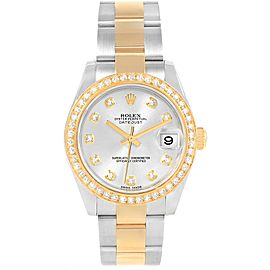 Rolex Datejust 178383 31.0mm Womens Watch