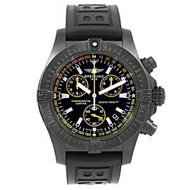 Breitling Avenger Seawolf Blacksteel M73390 45.4mm Mens Watch
