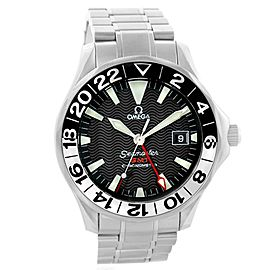 Omega Seamaster GMT Gerry Lopez Limited Edition 2536.50 41mm Mens Watch