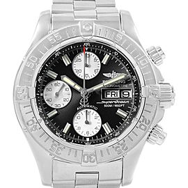 Breitling Aeromarine Superocean 42mm Automatic Steel Mens Watch A13340