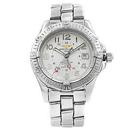 Breitling Colt GMT A32350 41mm Mens Watch