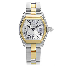 Cartier Roadster W62026Y4 30.5mm Womens Watch