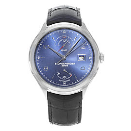 Baume & Mercier Clifton GMT 10316 43mm Mens Watch