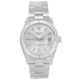 Rolex Date 15210 34.0mm Mens Watch