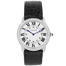 Cartier Ronde Solo W6700255 36mm Unisex Watch