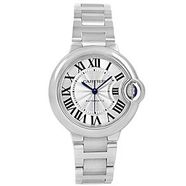 Cartier Ballon Bleu W6920071 33mm Womens Watch
