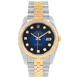 Rolex Datejust 116233 36.0mm Mens Watch