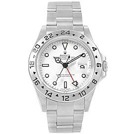 Rolex Explorer II 16570 40.0mm Mens Watch