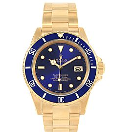 Rolex Submariner 16808 40.0mm Mens Watch