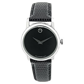 Movado Museum 2100004 26mm Womens Watch