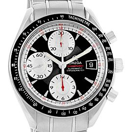 Omega Speedmaster Date 40 Black Dial Mens Watch 3210.51.00