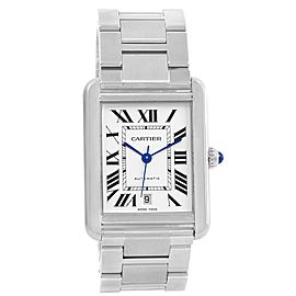 Cartier Tank Solo XL W5200028 31.0mm Mens Watch