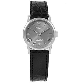 Rolex Cellini Classic 6111 26.0mm Womens Watch
