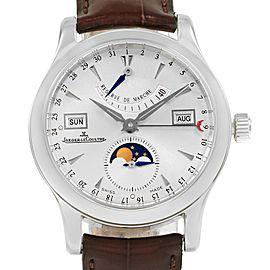 Jaeger Lecoultre Master Control Calendar Mens Watch 147.8.41.S