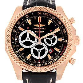Breitling Bentley Barnato Racing Rose Gold Limited Edition Watch R25366