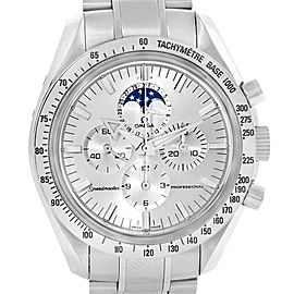 Omega Speedmaster MoonPhase Broad Arrow Mens Watch 3575.30.00