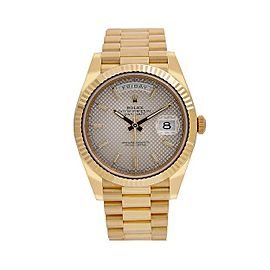 Rolex Day-Date 326938 40mm Mens Watch