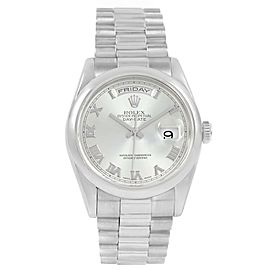 Rolex President Day-Date 118206 36.0mm Mens Watch